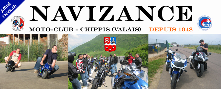 Moto-Club Navizance - Chippis